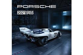 Porsche Driver's Selection Kalender 2021